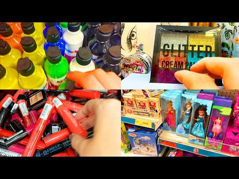 ASMR in Public ✨ Toy Shops, Art Supplies, Makeup