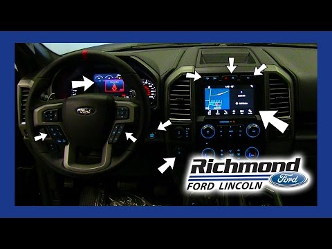 2017 Ford F-150 Technology Overload