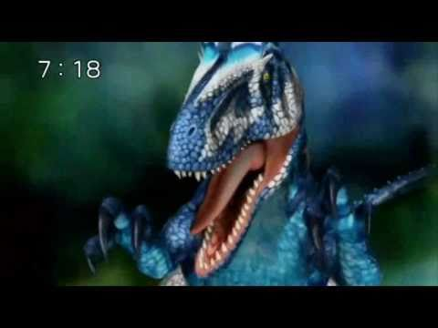 Seth s dinosaurs in dinosaur king youtube - Dinausaure king ...