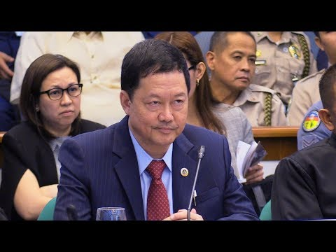 DOJ chief: Sanchez case outcry a blessing in disguise that prompted GCTA review