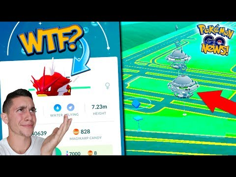 POKEMON GO IS BROKEN? + NEW GYM UPDATE IS LIVE! (Gyms Still Down Though)