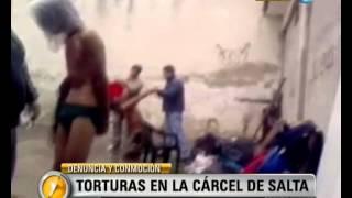 Repeat youtube video Visión Siete: Torturas en cárcel de Salta
