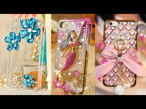 10 Amazing DIY Phone Case Life Hacks! Phone DIY Projects Easy - Mermaid phone cases