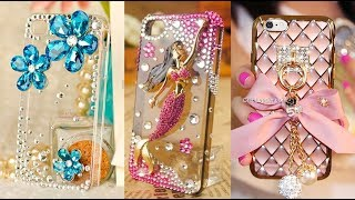 10 Amazing DIY Phone Case Life Hacks! Phone DIY Projects Easy - Mermaid phone cases