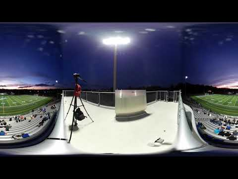 Brockport High School Stadium in 360.