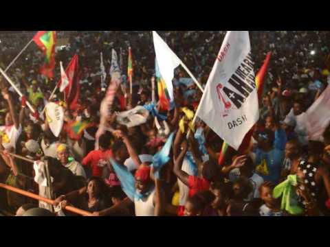 GRENADA SOARS with NNP