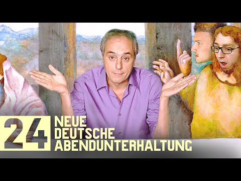 Christian Rach kocht Frikadellen in unserer Küche, Liquit Walker live | NDA #24