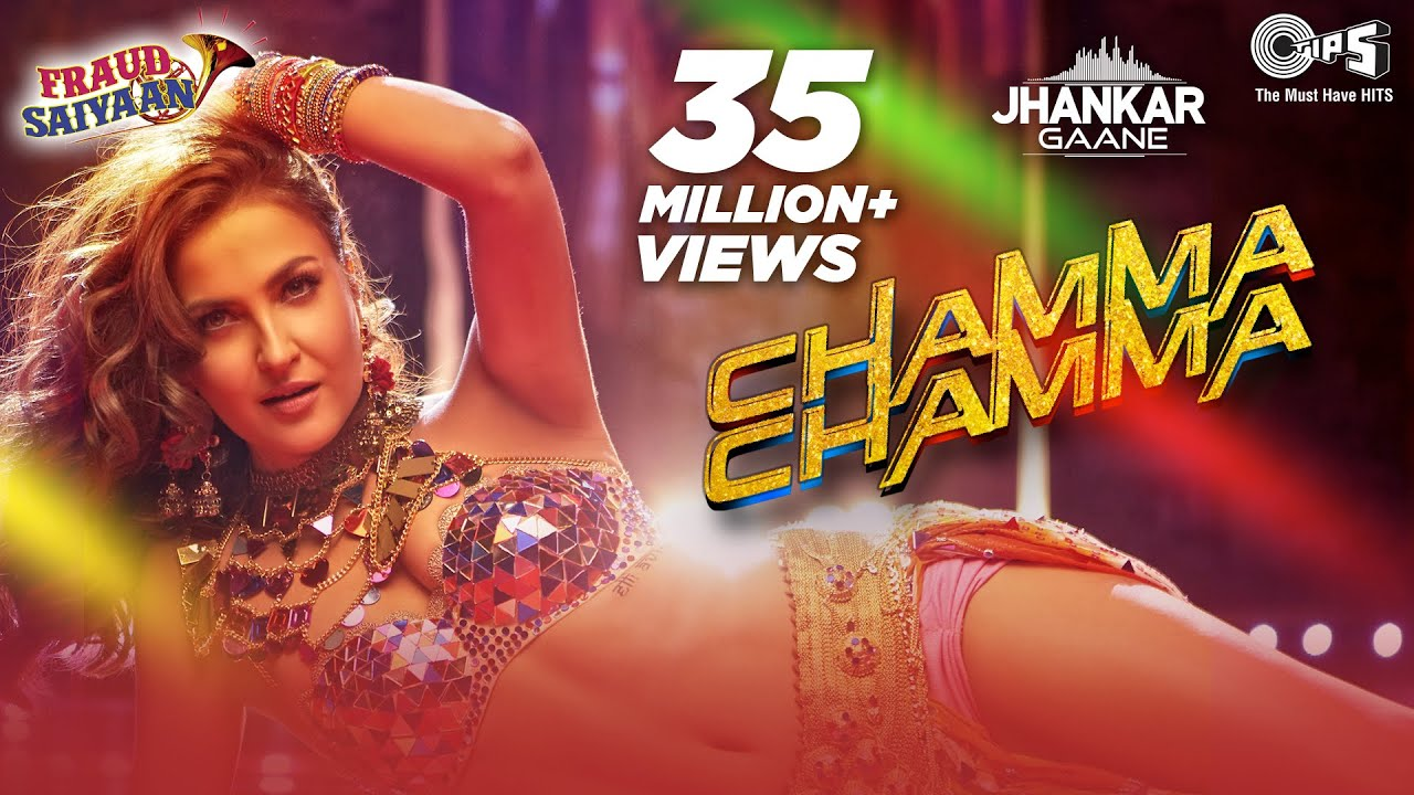 Chamma Chamma (Jhankar) - Fraud Saiyaan | Elli AvrRam, Arshad | Neha Kakkar, Tanishk, Ikka,Romy