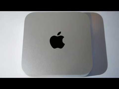 Mac Mini 2014 PCIe SSD Einbau. Upgrade - YouTube