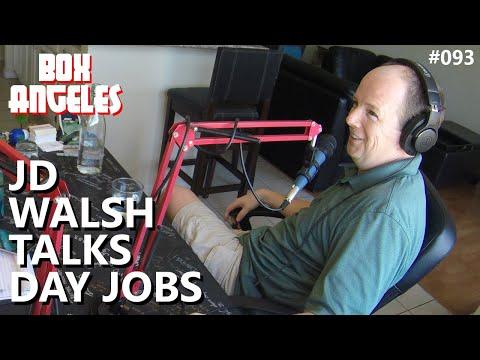 JD Walsh Never Needed an Odd Job