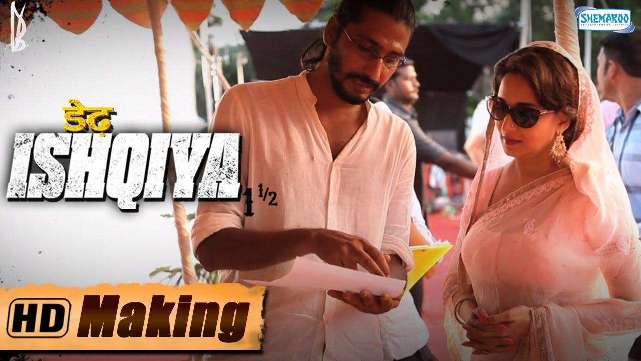 Download Dedh Ishqiya | Making Of The Movie | Madhuri - Huma Qureshi - Naseeruddin Shah - Arshad Warsi