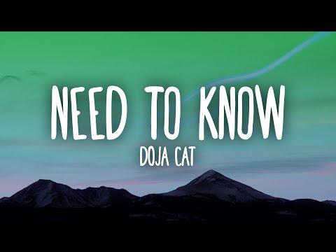 Doja Cat - Need To Know indir