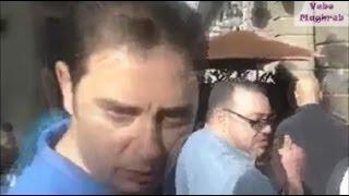 تدخل الحارس الشخصي للملك محمد السادس في تونس