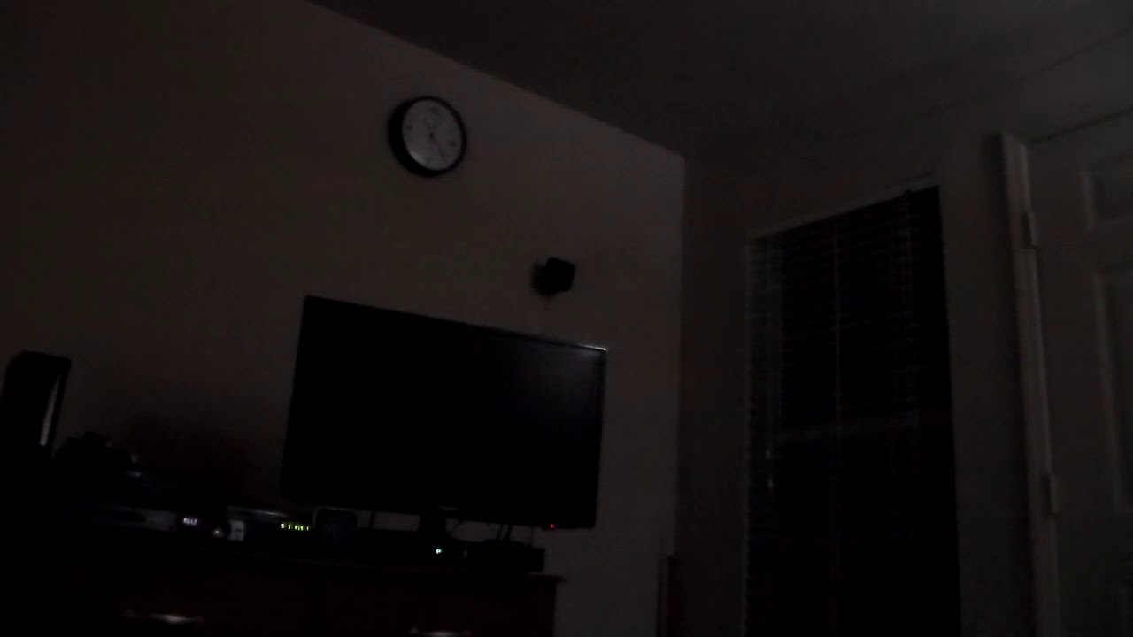 Night Time Lapse Apartment Living Room Youtube