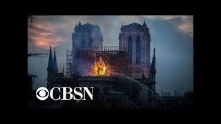 Art historian on Paris' iconic Notre Dame Cathedral