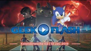 Game TV Schweiz - Sonic the Hedgehog | Stranger Things Staffel 3 | Drachenzähmen leicht gemacht 3
