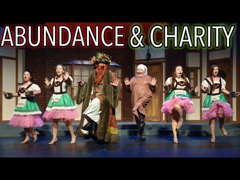 Abundance and Charity (A Christmas Carol The Musical) 2016