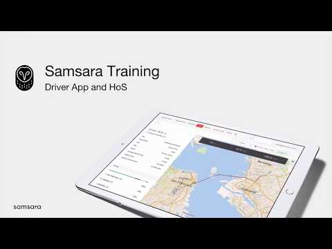 Samsara ELD Driver App Webinar