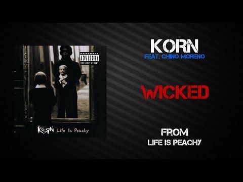 Korn - Wicked [Lyrics Video]