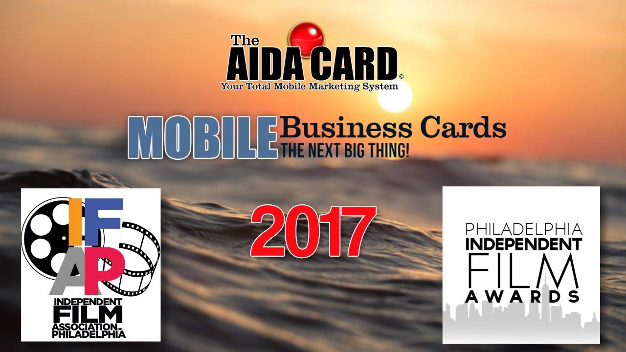 The AIDA Card-Philadelphia Independent Film Awards 2017 - YouTube