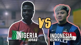 RFASVLOG - NIGERIA vs INDONESIA