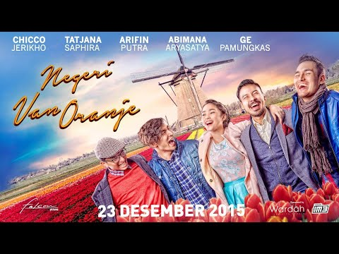 NEGERI VAN ORANJE | OFFICIAL TRAILER | In Cinemas Dec 23