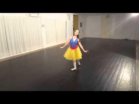 "Garcia-Sanchez School of Dance ""Once Upon a Time"""