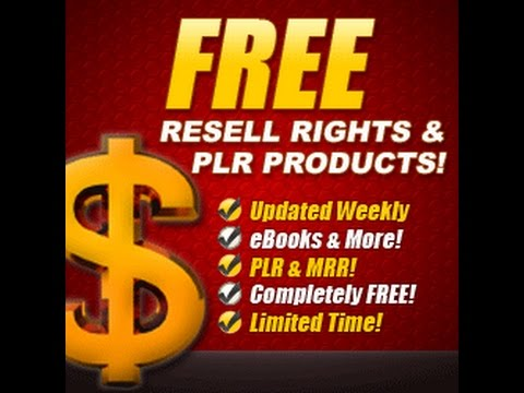 The Ultimate Source Of Master Resell Rights & Private Label Rights Products