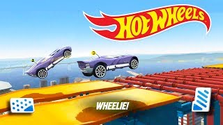 Hot Wheels: Race Off - Daily Race Off And Supercharge Challenge #135 | Android Gameplay| Droidnation