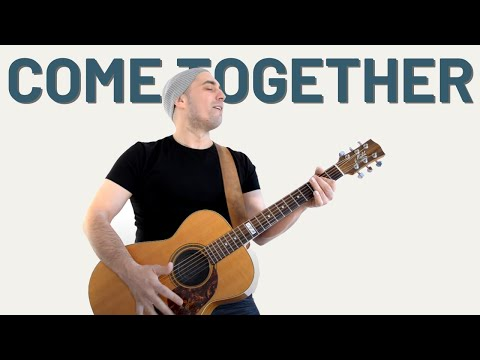 Tom Lumen - Come Together (The Beatles) - Solo Acoustic Guitar Stories
