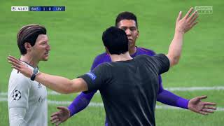 UEFA Champions League Highlights        FC Basel  vs  Liverpool FC     (6.11.2018)