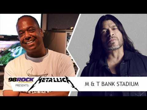 98 Rock Presents Metallica At M & T Bank Stadium | 98 Rock Baltimore