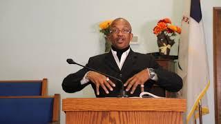 Reverend Anthony Newell - Sunday School Review - November 22, 2020