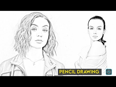 Pencil Drawing Effect In Photoshop   FRAMING STORY