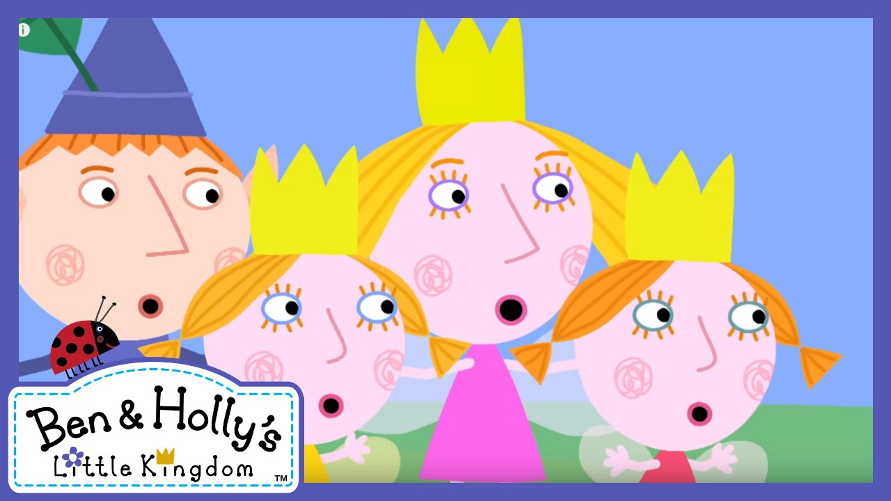 Ben and Holly\'s Little Kingdom - The Royal Fairy Picnic (Full HD ...