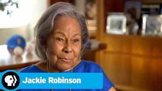 an introduction to the life of jackie roosevelt robinson in major league baseball Introduction jack roosevelt robinson was born the youngest of five children  near cairo, georgia on january 31, 1919  jackie robinson joined professional  baseball in the spring of 1945 with the kansas city monarchs of  jackie  robinson, over a 10-year major league career, had a lifetime batting average of  311.