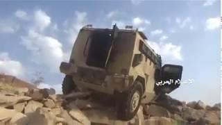 Yemeni accurate military operation against Saudi mercenaries' bases in Asir