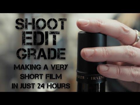 """Making of """"Irvine & Robert's Wine Bottling 2018"""" ►Shooting, Editing, Grading"""
