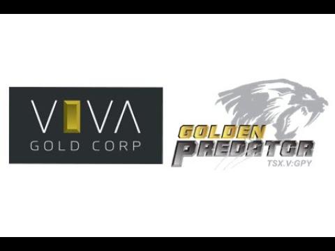 Viva Gold & Golden Predator webinar, Thu, Apr 8, 4:05 PM EDT