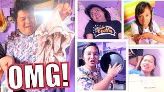 NILINIS NAMIN ANG BAHAY NG BAKLA NG TAON (MABANGO NA!!) | LC VLOGS #236