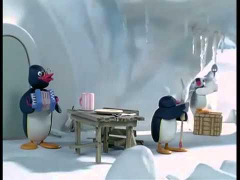 Pingu and the Band