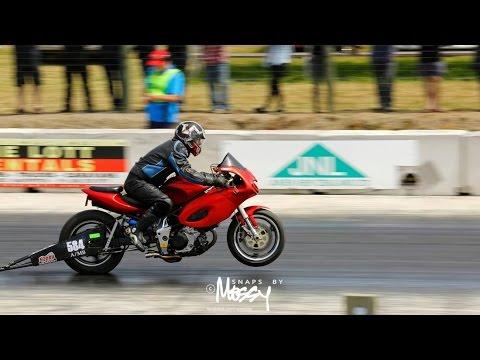 Suzuki TL1000S Drag bike