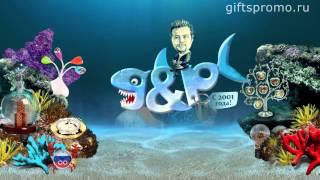 видео Нанесение фирменной символики на сувениры