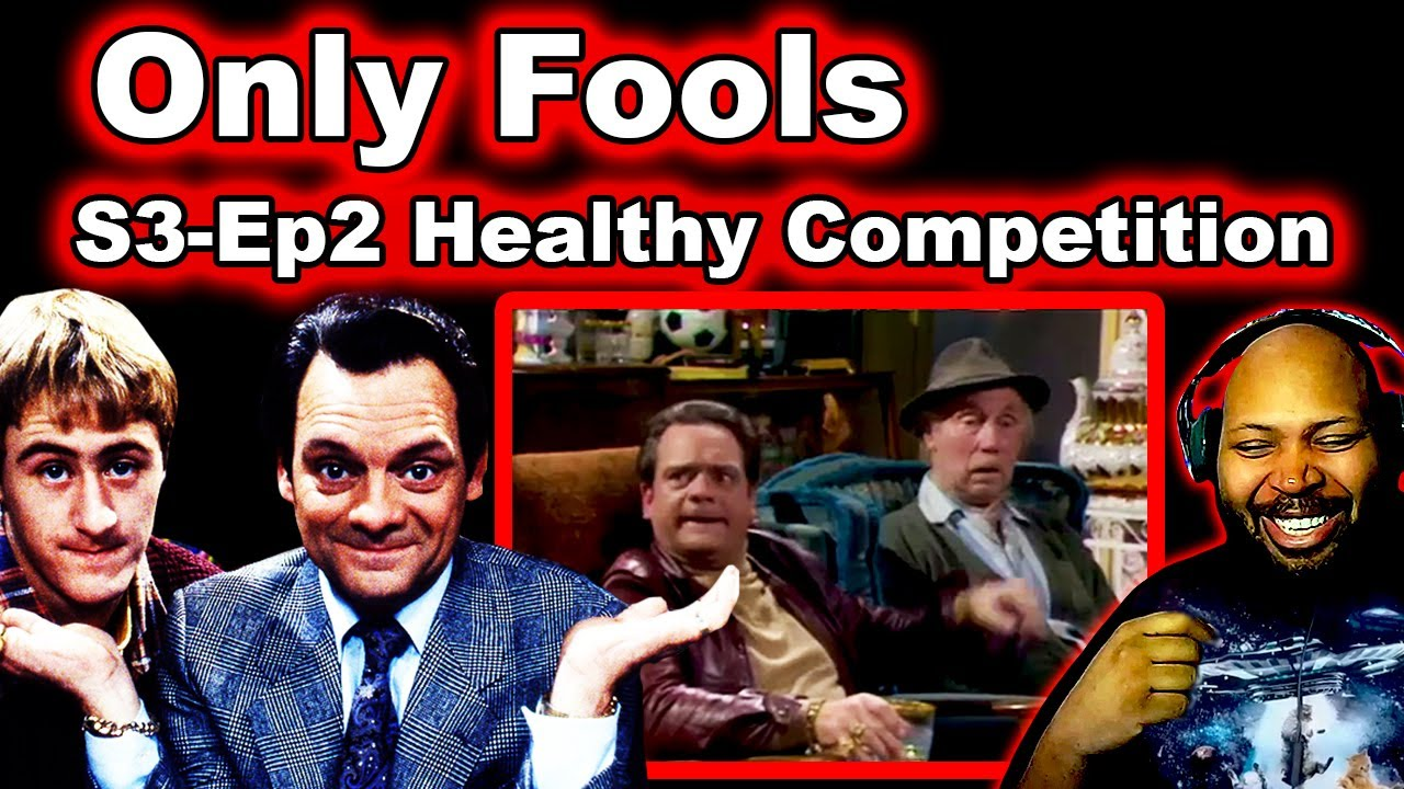 Download Only Fools and Horses: Season 3, Episode 2 Healthy Competition Reaction
