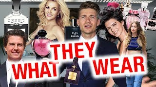 Celebrity Fragrance Guide