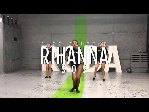 Rihanna - SOS - Jazz Coreografía | Argenis Valencia