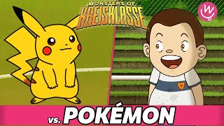 Monsters of Kreisklasse: Pokémon vs. Borussia Hodenhagen