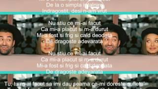 Smiley - indragostit (desi n-am vrut) 2016 versuri (karaoke)