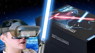 We View and Review - STAR WARS - JEDI CHALLENGES thumbnail