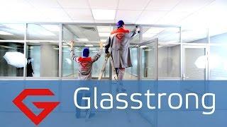Glasstrong. Стеклянные и офисные перегородки(Компания Glasstrong - http://gstrong.ru Производство и монтаж стеклянных и офисных перегородок. Наш канал: https://www.youtube.com/..., 2015-11-14T20:16:53.000Z)